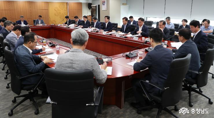 2019.07.22-실국원장회의