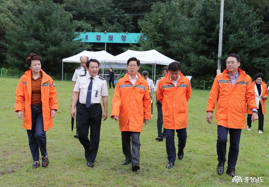 2019.09.11-충청소방학교 방문
