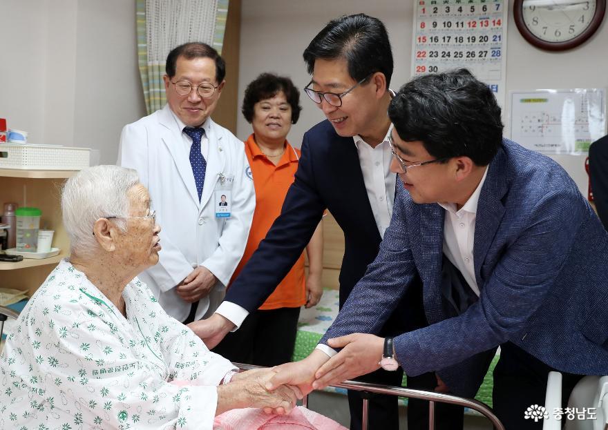 2019.09.12-서산의료원 방문