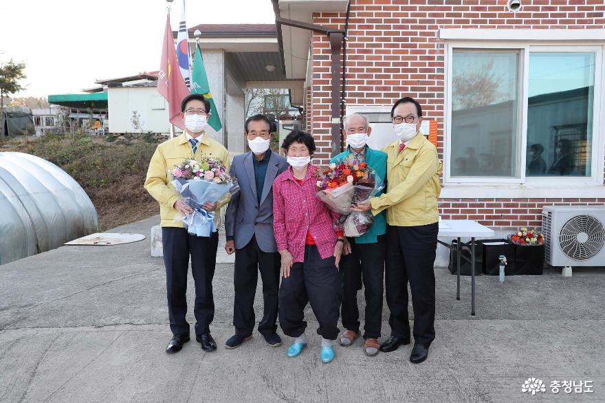 2020.10.28-천안 상덕마을 방문