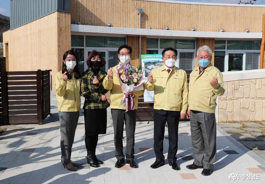 2020.11.23-계룡 되박마을 방문