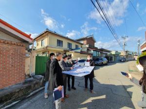 논산 도시재생사업 공공건축가 참여 활동
