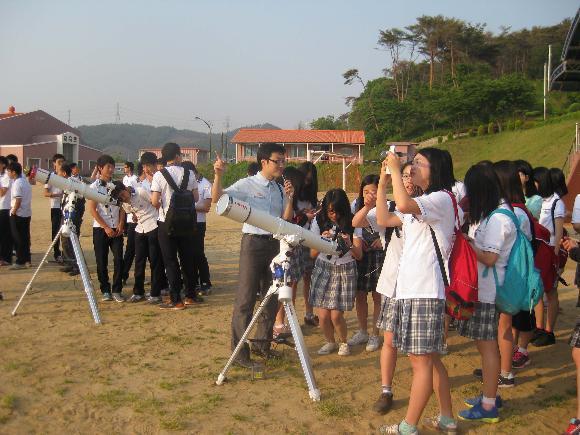 시민이 원하는 곳에 찾아가는 천문기상과학관