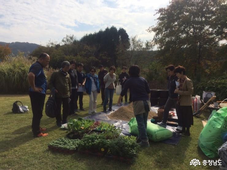 [10월 활동보고서] 청년원예단 3