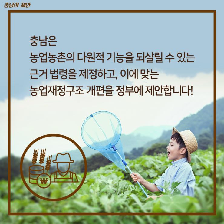 농업·농촌의 다원적 기능 보전을 위한 농업재정 개편 제안 6