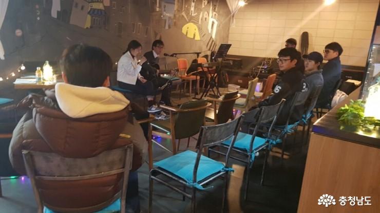 [11월 활동보고서] 밤밤살롱 1