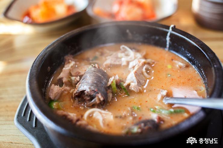 추운겨울 따뜻한 순대국밥 한그릇 어떠세요? 4