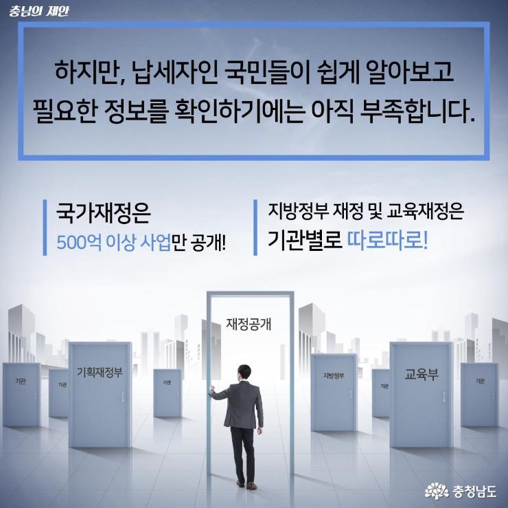 나라 살림살이 납세자에게 실시간 공개 4