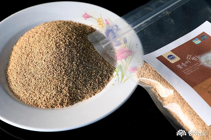인삼보다 귀하다는 꽃송이버섯, 쌀눈과 만났다 3