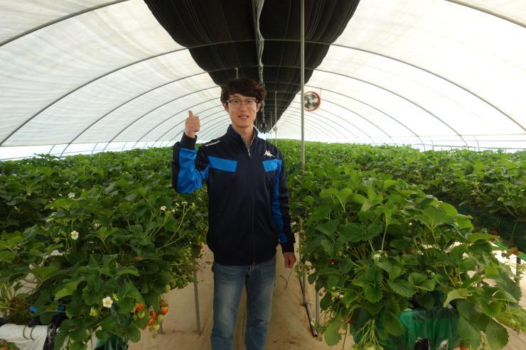 청년 농업인이 일구는 다온딸기 체험농장 16