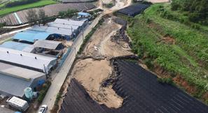 천안시 특별재난지역 선포… 복구비 국비 추가