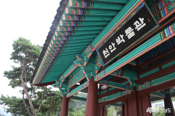역사와 문화향기 가득한 천안 박물관