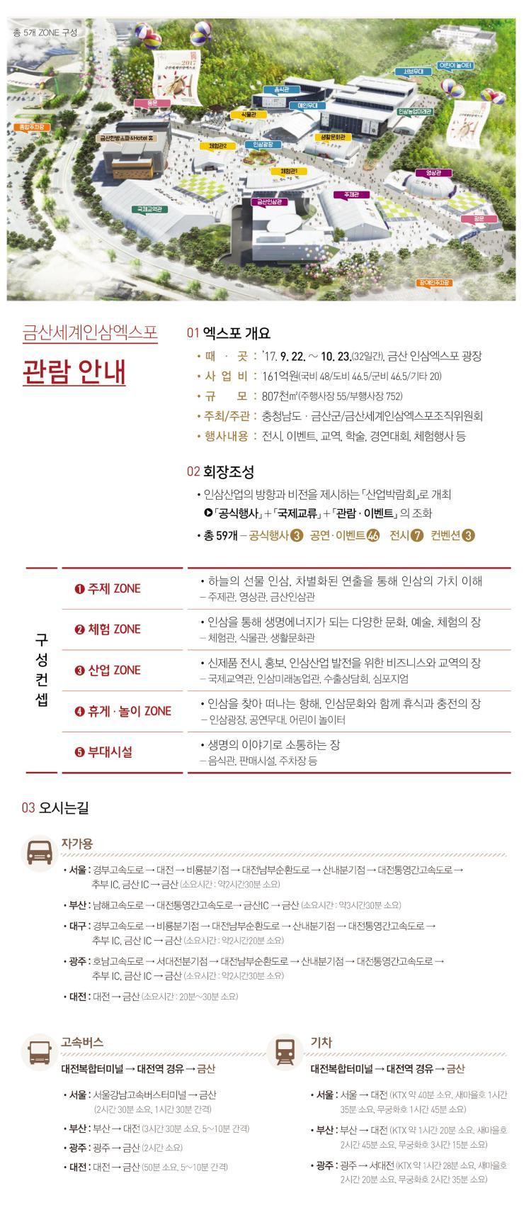 거리 반응 '후끈' 성공개최 분위기 최고조