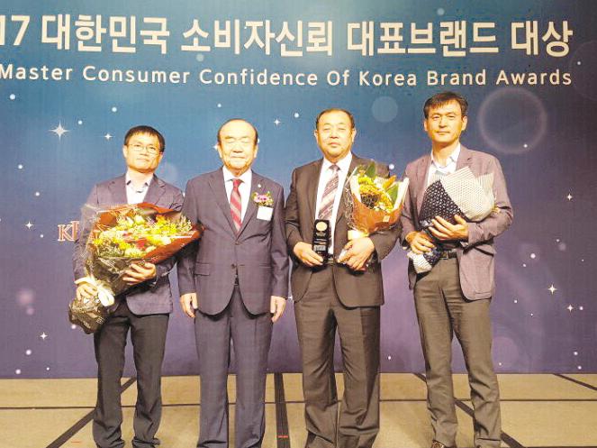 청풍명월골드, 5년 연속 '전국 최고 쌀'