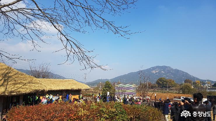 홍성 이응노마을 문화예술잔치 열렸네