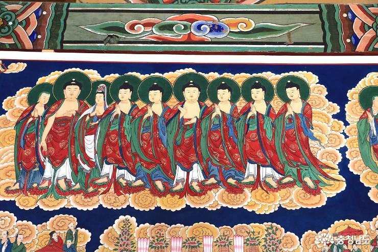 장곡사에서 격동의 한국 현대사를 다 볼수 있다 9