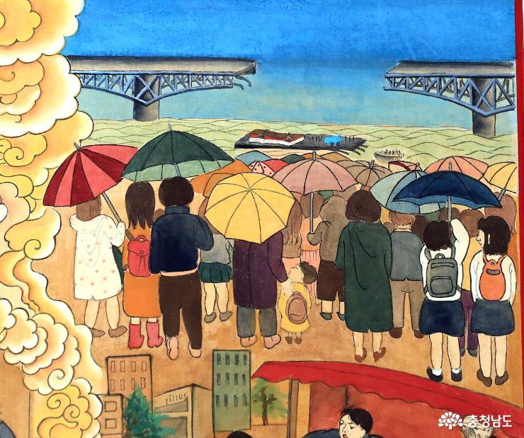 장곡사에서 격동의 한국 현대사를 다 볼수 있다 20