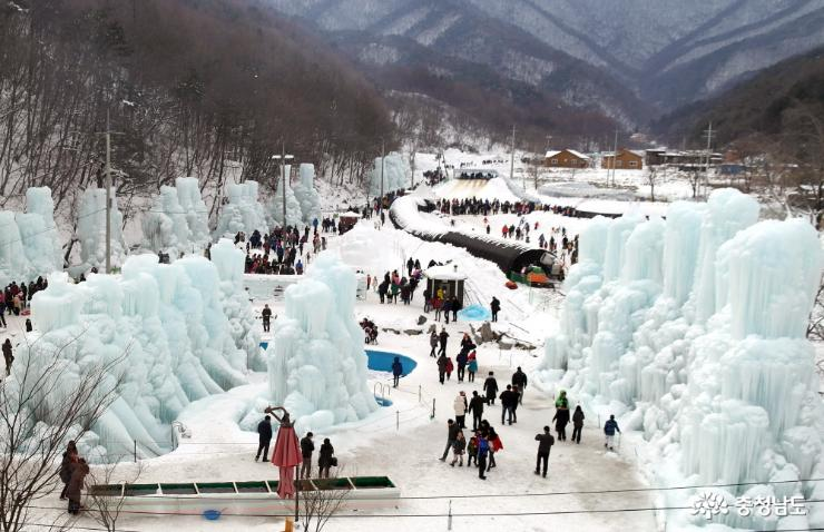 Hot winter festival and event that melts away the cold