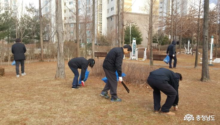 청결한 공원·녹지대 관리 나선다