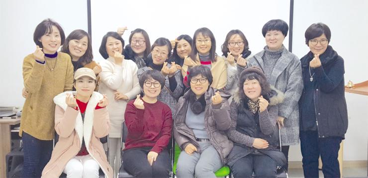 이름 되찾은 '엄마들'…일하는 즐거움 '만끽'