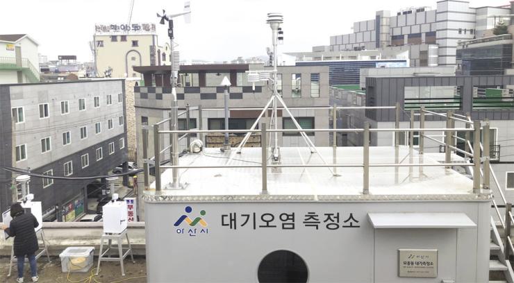 미세먼지 배출원 '추적' 나선다