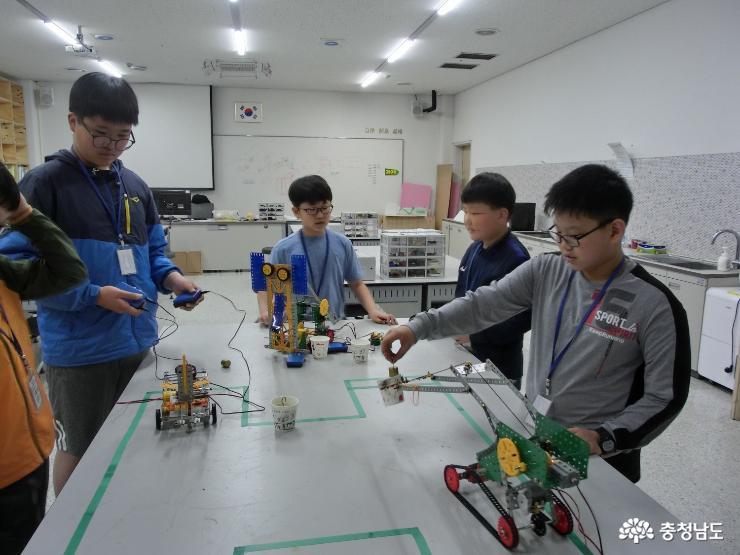 충남지역 청소년 과학의 장 활짝