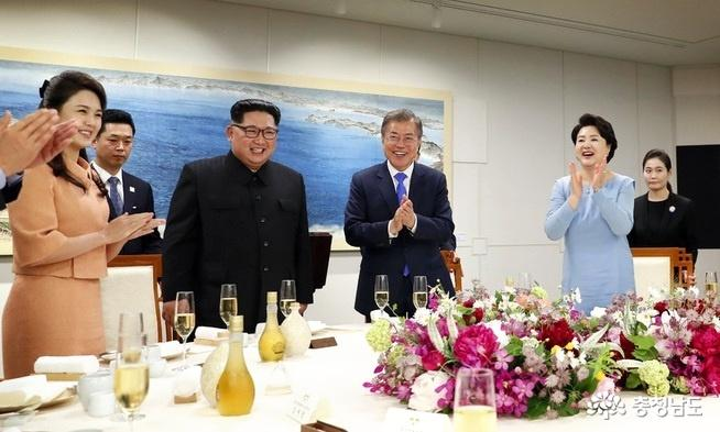 '효심의 술'에서 이제는 '평화의 술'로!