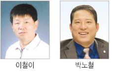 이철이·박노철 씨, 사회복지대상