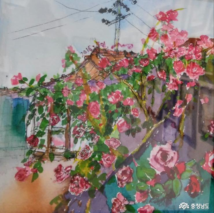 천안문화재단 한 뼘 미술관 10월 전시 풍성