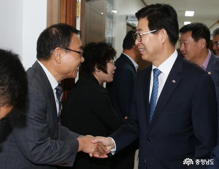 서산서 충남의 하늘길·바닷길 연다 3
