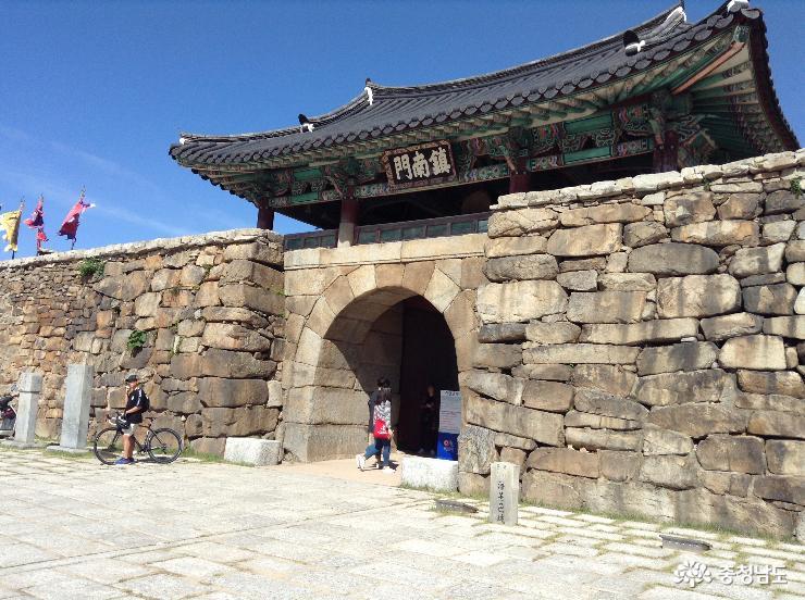 충남 서산의 제1경 해미읍성  이야기