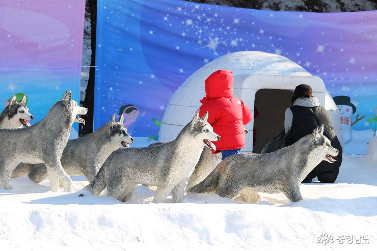 신나는 겨울, 새하얀 눈썰매장으로 고고 ~ 3