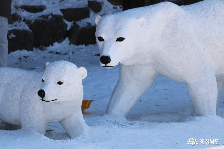 신나는 겨울, 새하얀 눈썰매장으로 고고 ~ 4