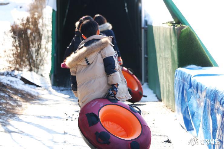 신나는 겨울, 새하얀 눈썰매장으로 고고 ~ 7
