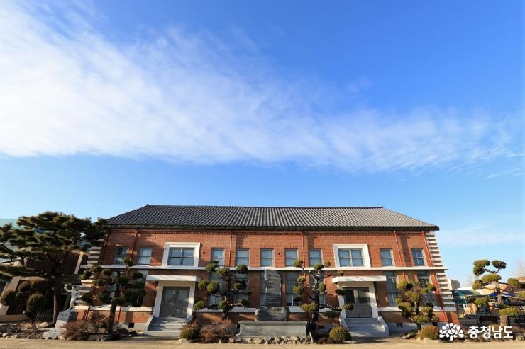 강경중앙초등학교 강당