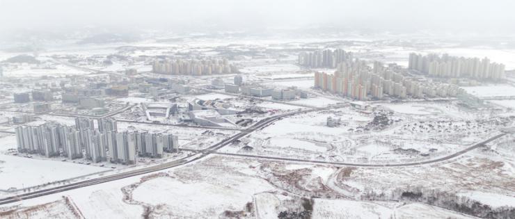 출범 7년차 내포신도시…로하스형 신도시(건강과 환경 결합된 생활도시)로 비상 '기지개'