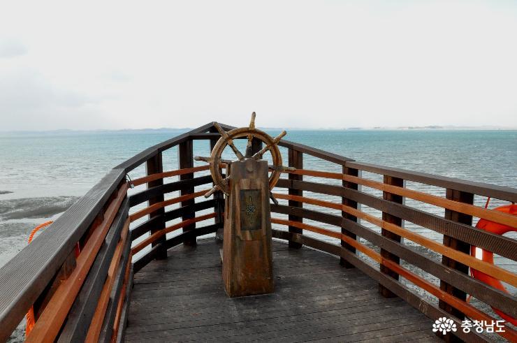 타이타닉의 주인공이 될 수 있는 모섬 전망대