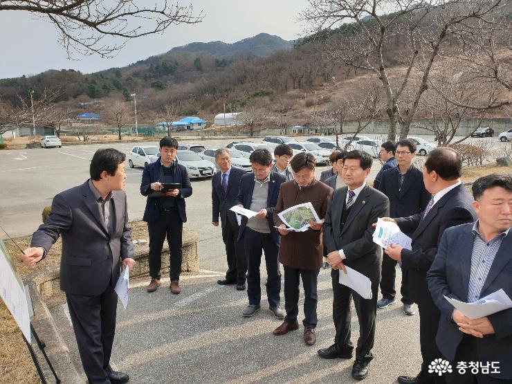 행정자치위원회, '공유재산 관리계획 심사대상지' 2차 방문