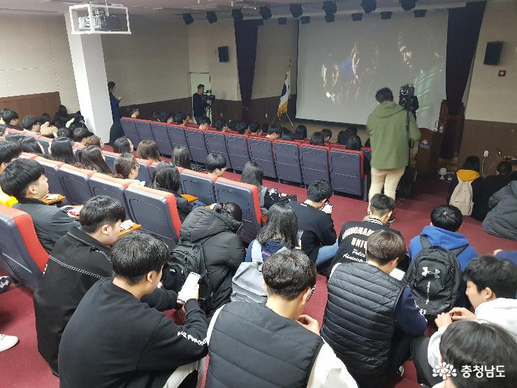 '영화 인문학' 특강, 인문교육 기회 확장
