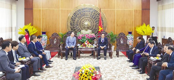 중국·베트남 지방정부와 문화·경제 교류 확대 논의