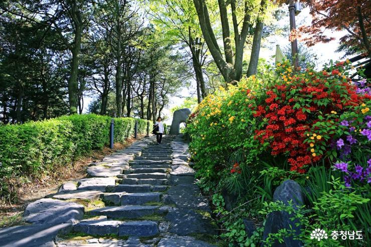 공주 5월 산책하기 좋은 곳, 천주교 황새바위 순례성지 3