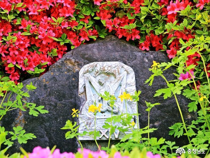 공주 5월 산책하기 좋은 곳, 천주교 황새바위 순례성지 6