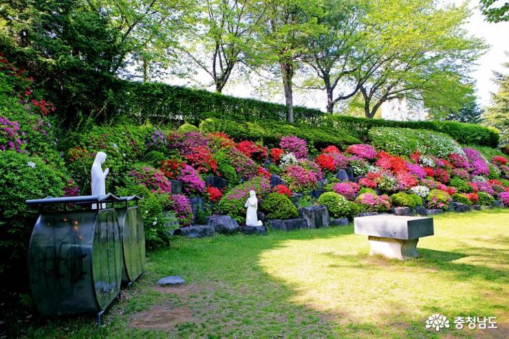 공주 5월 산책하기 좋은 곳, 천주교 황새바위 순례성지 8