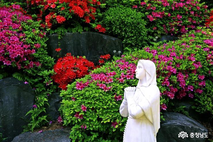 공주 5월 산책하기 좋은 곳, 천주교 황새바위 순례성지 9