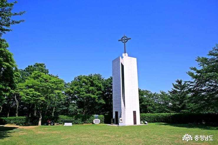 공주 5월 산책하기 좋은 곳, 천주교 황새바위 순례성지 10