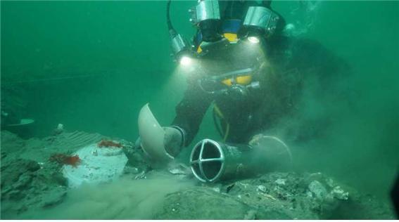 바닷속 경주 '마도 해역' 보물찾기 재개… 어떤 보물 나올까