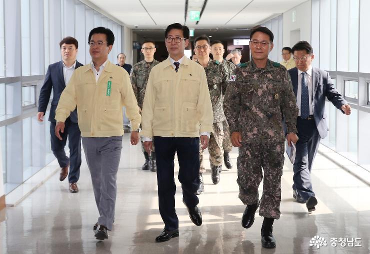 2019 화랑훈련 사후검토 보고회 개최