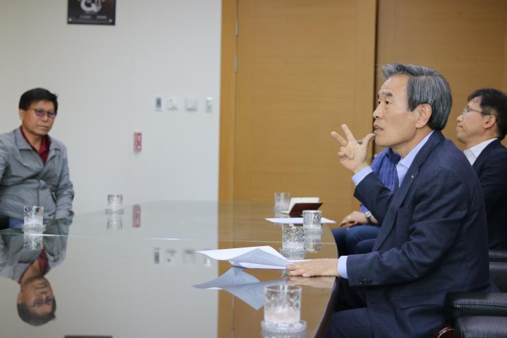 """""""아직도 서부발전 계열사들 태안 회피… 분위기 조성 필요"""""""