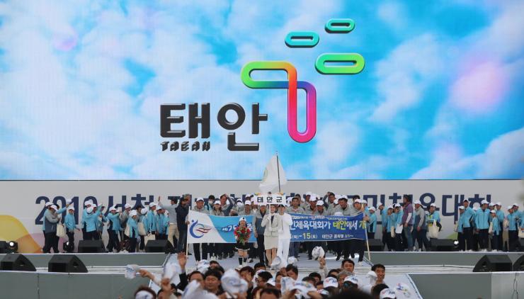 충남도민체전서 종합 8위 '쾌거'… 태안, 복군 이후 역대 두 번째 성적