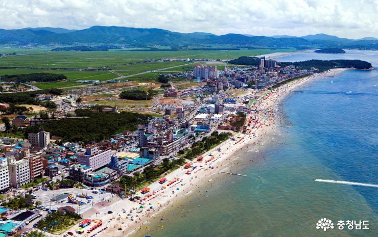 [통통충남]서해안 핫 플레이스, 보령의 해수욕장들